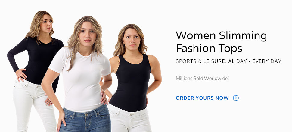 Underworks Women Sliming Fashion Tops