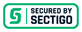 Shop with Confifence. Our site is secure by Sectigo