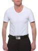 Underworks Manshape MagiCotton V-Neck Compression Shirt