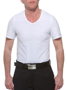 Picture of MagiCotton V-Neck Compression Shirt