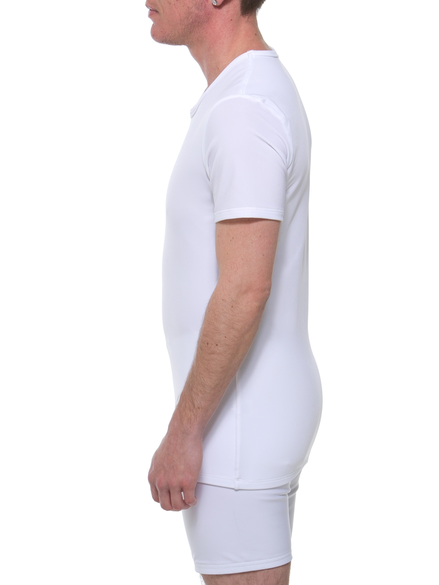The FTM binder compression shirt is a chest binder that will flatten your chest in an instant