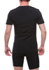Underworks FTM Double Panel full Compression Shirt for transgboy