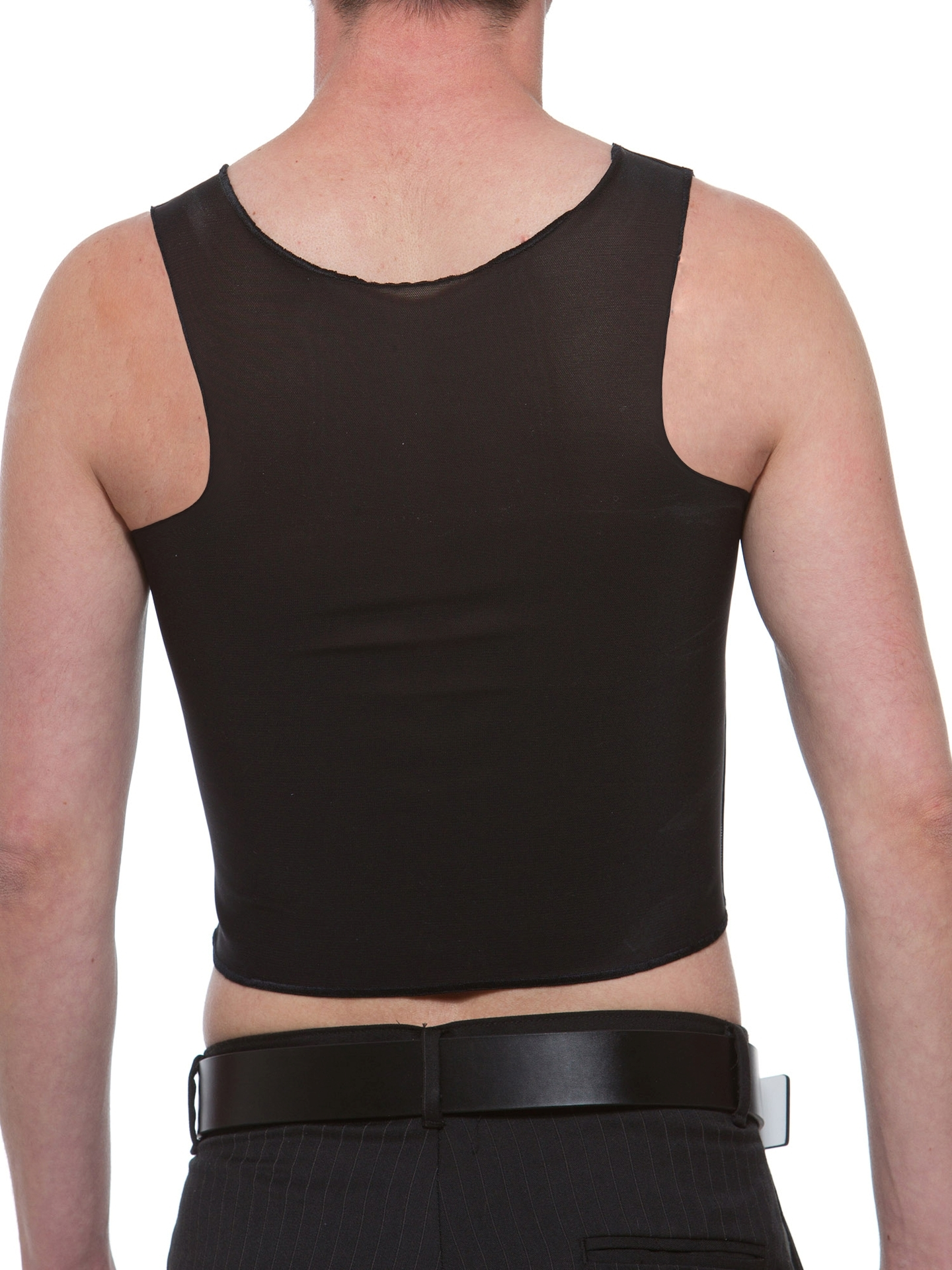 Picture of The Cotton Lined Power Chest Binder Top