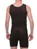 FTM Black Underwear Full Body Binding Tanksuit