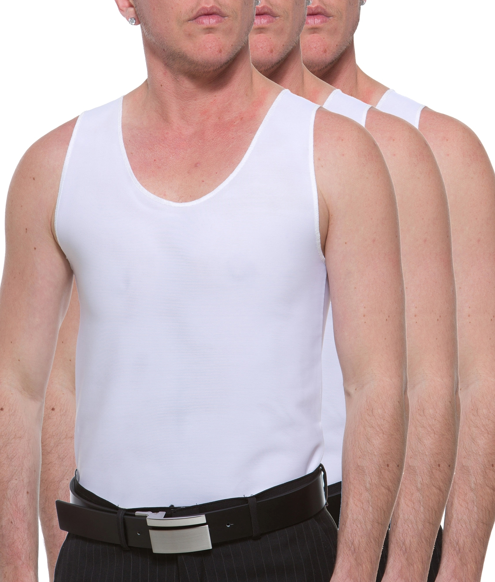 FTM Ultimate Chest Binder Tank By Underworks. FTM Chest