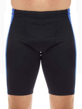 Compression Swim Shorts for Trans Guy