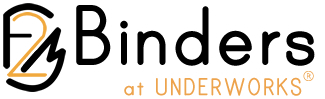 F2M Binders by Underworks Official Logo Image